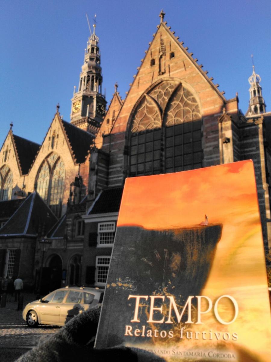 Oude Kerk. Amsterdam, Holanda